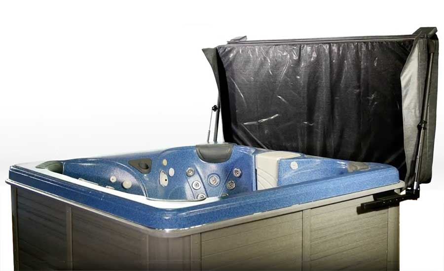 Hydraulic Lift for Hot Tubs and Spas