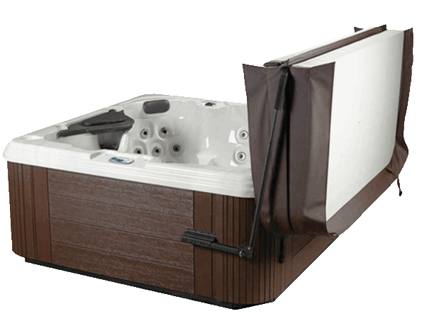 Cover Lifts for Hot Tubs and Spas